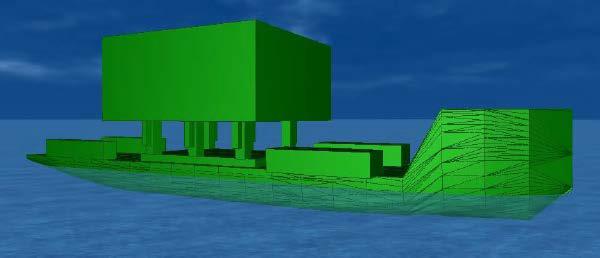 Offshore transporation