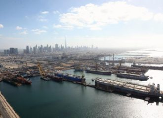 Drydocks World Dubai