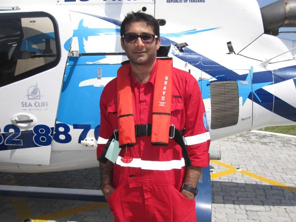 Captain Sandeep Sharma